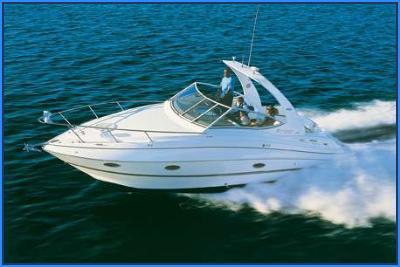 bateau a moteur neuf