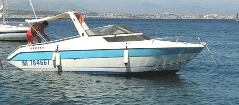 bateau moteur occasion jeanneau leader 650 performance 21. Black Bedroom Furniture Sets. Home Design Ideas