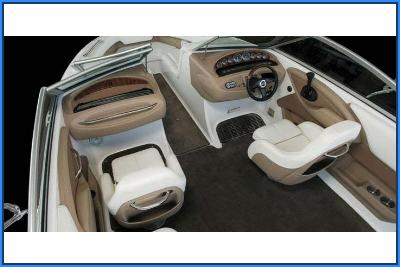 bateau moteur neuf cobalt 212 bowrider 23 pieds 7 po 7 2 m tres 2009 si ge pilote et copilote. Black Bedroom Furniture Sets. Home Design Ideas