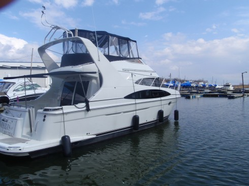 bateau 44 pieds
