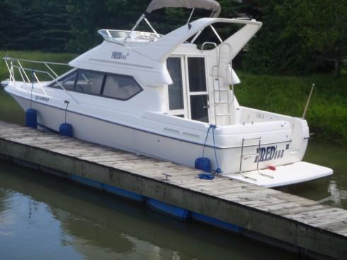 bateau 28 pieds