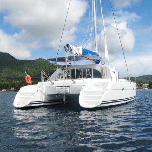 Catamaran lagoon occasion