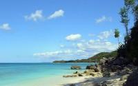 Plage Marie-Galante en Guadeloupe pour des vacances aux Antilles mer des Caraïbes !