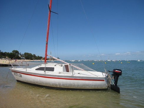 bateau habitable occasion