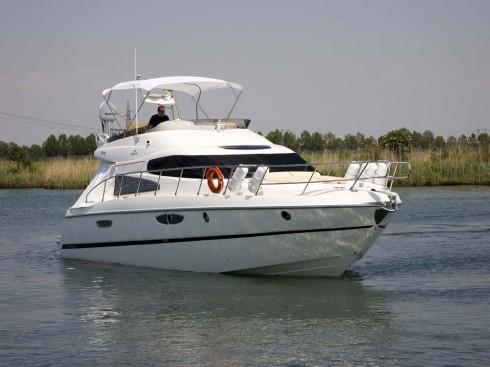 bateau 50 pieds