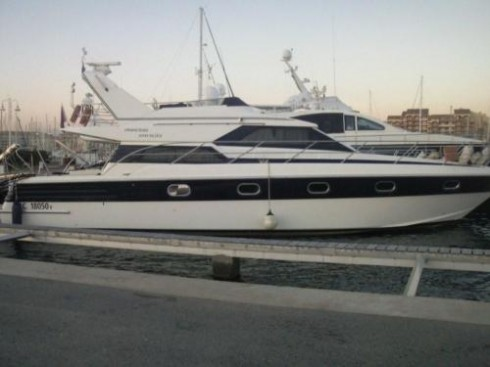 bateau 54 pieds