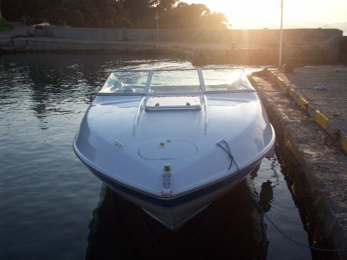 Bateau chris craft occasion