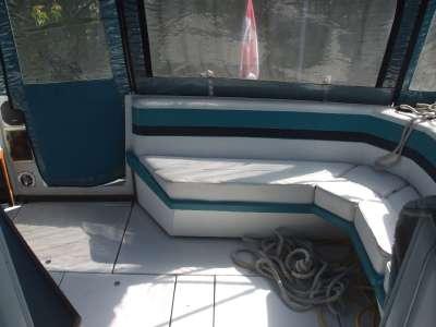 bateau moteur occasion regal commodore 36 pieds 11 m tres. Black Bedroom Furniture Sets. Home Design Ideas