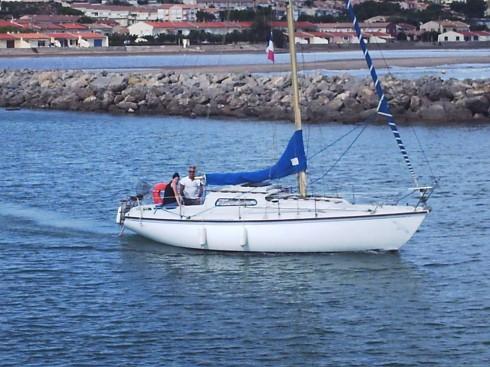 Narbonne location bateau