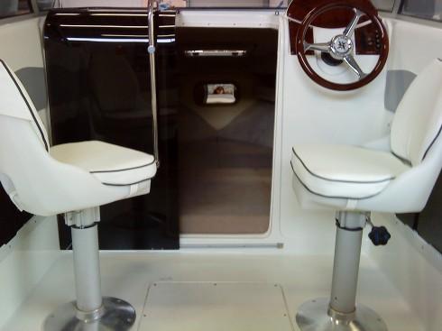 CABINE CRUISER DRAGO 550