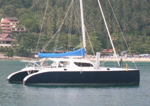 A vendre catamaran