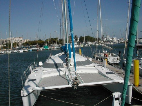 Outremer 40 occasion