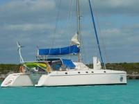 Naviguez sur un catamaran de 48 pieds en privé dans les Bahamas