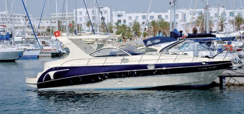 bateau 40 pieds