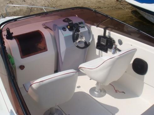 bateau moteur occasion ocqueteau boxer 54 17 pieds 9 po 5 4 m tres 1991 boxer 54 a vendre 004. Black Bedroom Furniture Sets. Home Design Ideas