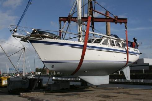 bateau 40 pieds occasion