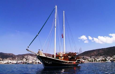 bateau restaurant 50 couvert et passagers