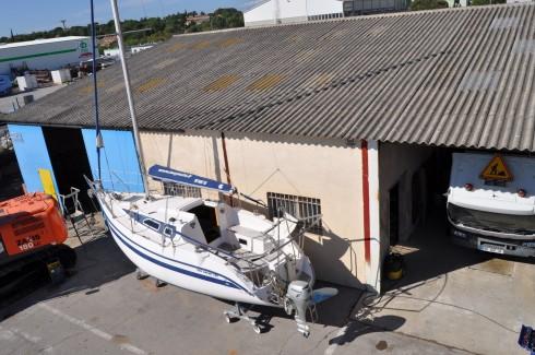 voilier occasion tes tes 720 d riveur int gral 23 pieds 7 po 7 2 m tres 2009 bateau. Black Bedroom Furniture Sets. Home Design Ideas