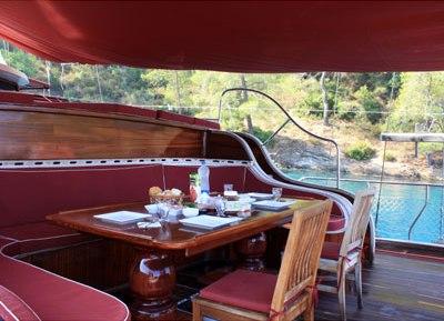 caique de 24m securite luxe et confort prestige boat
