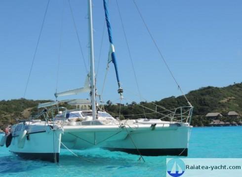 Catamaran 30 pieds