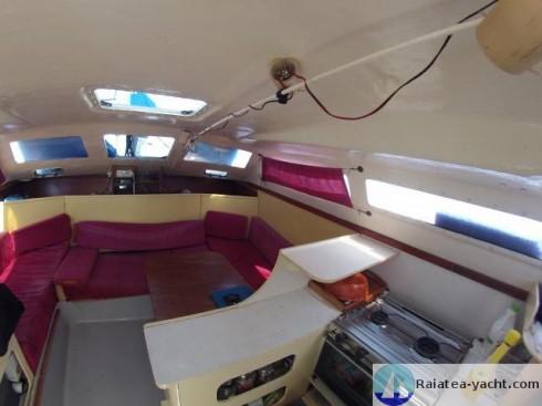 Catamaran 35 pieds