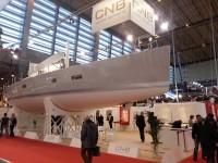 CNB 76 au salon nautique de Paris