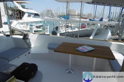 Bateau catamaran occasion