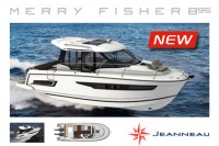 JEANNEAU MERRY FISHER 895 EURO-VOILES