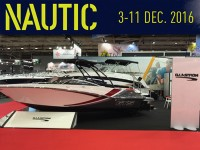 GLASTRON_Nautic 2016_salon paris