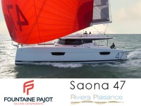 FOUNTAINE PAJOT SAONA 47 catamaran