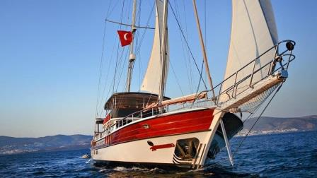 Grand ketch de 36 m 22 pax a vendre prestige boat international