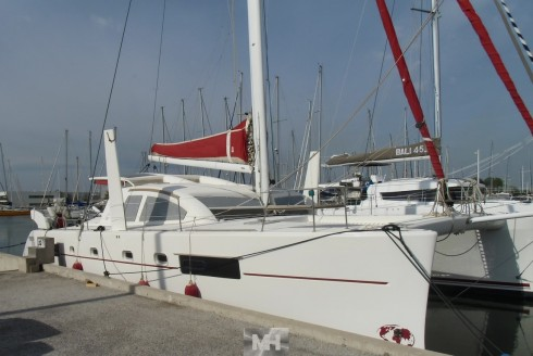 Catana 50 2007 - owner's version (11)