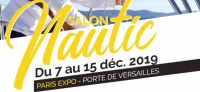 logo nautic paris 2019